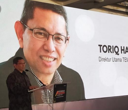Teman Saya Itu Anak Pasuruan: In Memoriam Toriq Hadad
