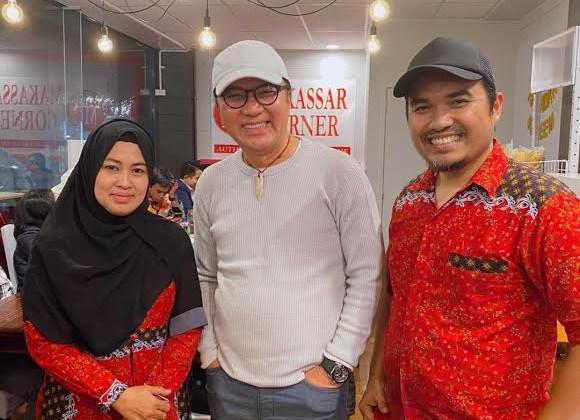Amiruddin, PhD yang Pilih Buka Restoran