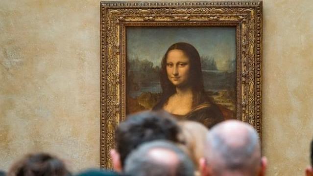 Lukisan Tiruan Mona Lisa Dilelang