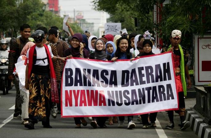 Jarang Digunakan, Bahasa Pasan di Sulut Terancam Punah