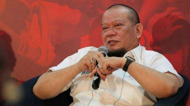 Ketua DPD RI Ngomong Pentingnya Amandemen UUD 45
