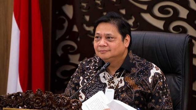 Airlangga: Ada 21 Provinsi Luar Jawa-Bali PPKM Level 4