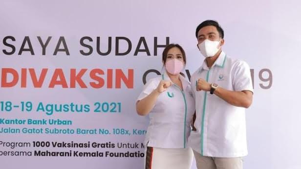 Yayasan Maharani Kemala Foundation Berdiri untuk Misi Kemanusiaan
