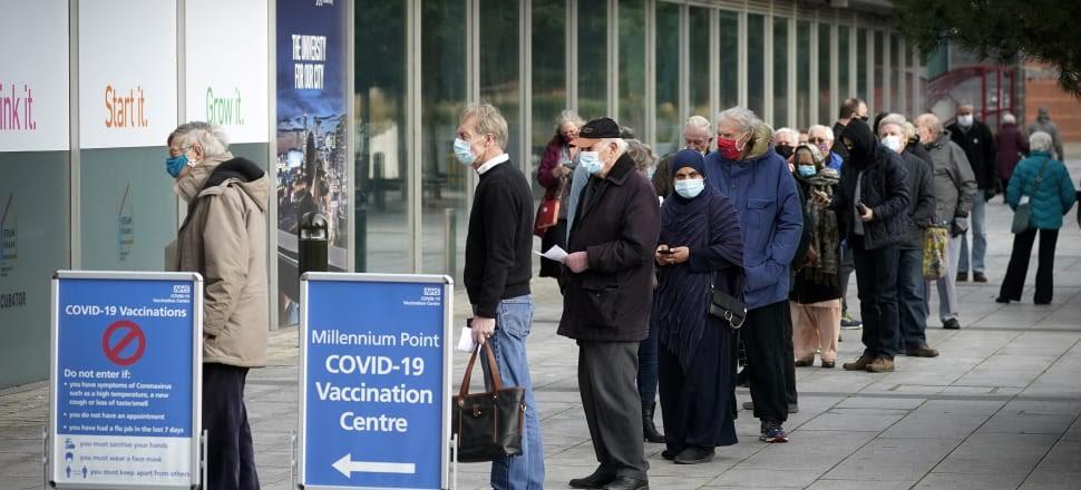 Kasus Covid-19 Melandai, Selandia Baru Terus Tingkatkan Vaksinasi