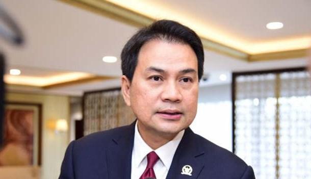 Aziz Syamsuddin Minta KPK Jadwal Ulang Pemeriksaan Karena Isoman